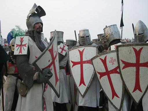 Крестоносцы - как они выглядели