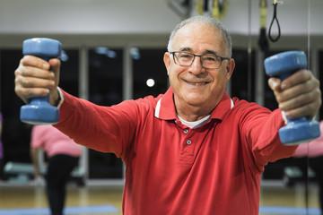 Можно ли накачать мышцы после 50 лет