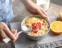 Насколько полезна овсянка на завтрак