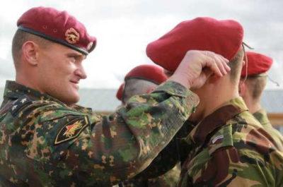 Почему берет бойцов сил специального назначения именно краповый