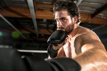 Зачем бойцам нужна борода
