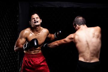 Какие упражнения помогут снизить болевой порог в бою