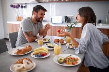 Как потратить минимум времени на приготовление завтрака