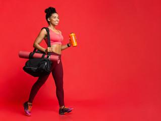 Почему считают,что на тренировке с весами можно перекачаться