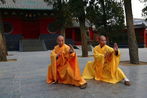 Чем так знаменит монастырь Шаолинь