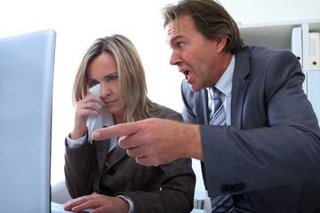 Что делать, если коллега ведет себя агрессивно