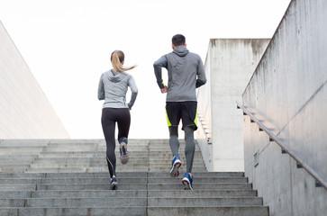 Что дает бег по ступенькам