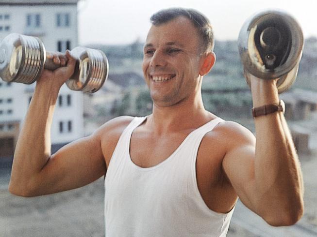 Какой физической силой обладал Юрий Гагарин