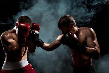 Приемы, которые помогут в бою с соперником