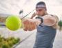 Упражнения с теннисным мячом для настоящих бойцов