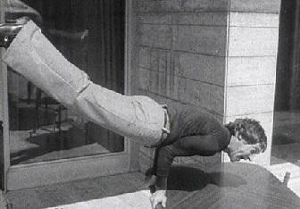 Физическая подготовка легендарного Высоцкого