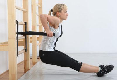 Что может дать тренировка на шведской стенке