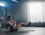Как можно разнообразить проработку мышц пресса