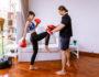 Как отработать удары самообороны в домашних условиях