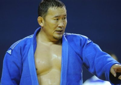 Как спорт связан с президентом Монголии