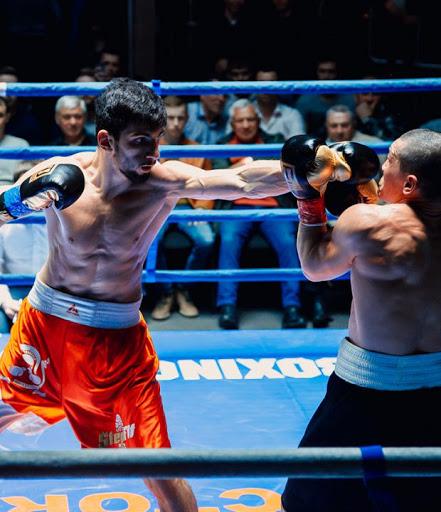 Правда, удар на скачке является наиболее сильным в боксе
