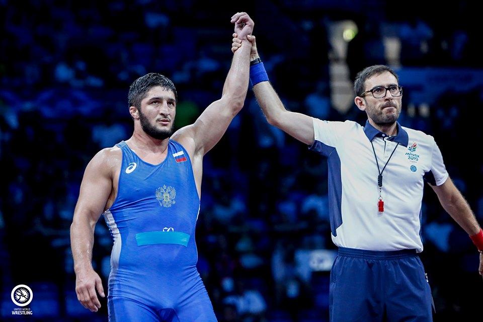 Путь Абдулрашида Садулаева к олимпийскому золоту