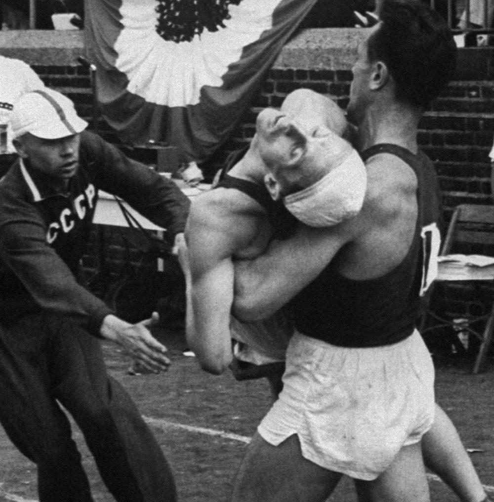Что стоила победа советского легкоатлета Пярнакиви в Филадельфии