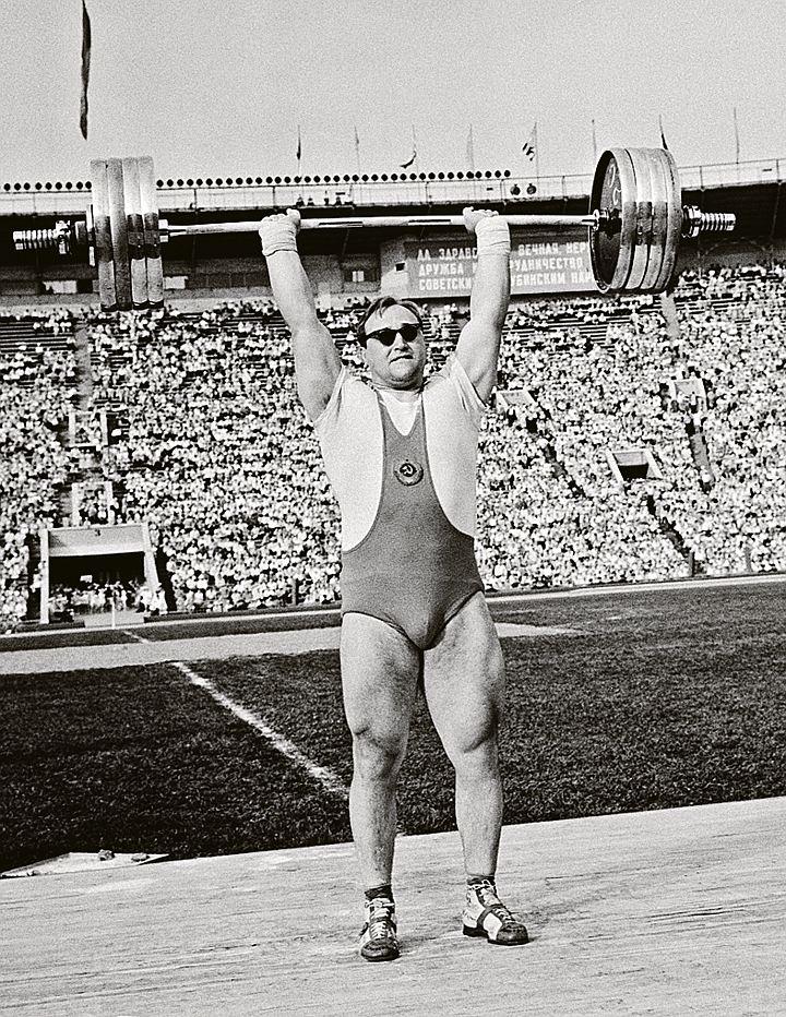 Атлеты Советского Союза - кем можно гордиться