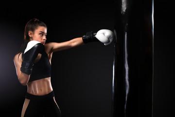 Как новичку правильно выбрать боксерский мешок