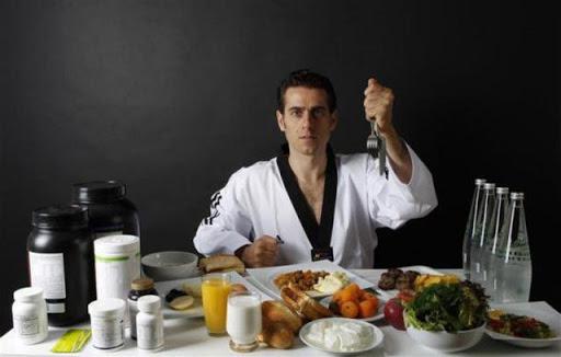Как питаются бойцы в определенный период подготовки