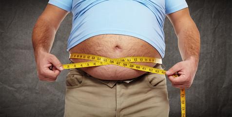 Как похудеть мужчине после 45 лет