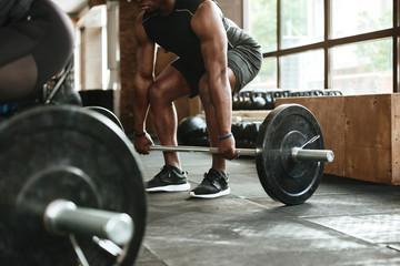 Как технически правильно выполнять становую тягу
