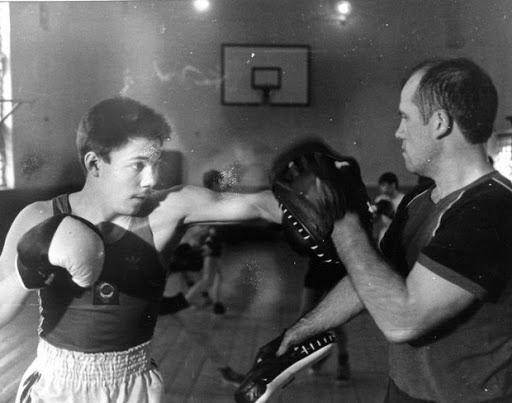 Как тренировались бойцы в СССР