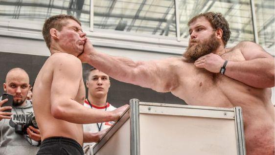 Президент UFC и Василий Камоцкий, что их связывает