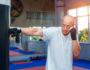 Простые упражнения для постановки удара