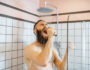 Сколько градусов должна быть вода в душе для мужчин