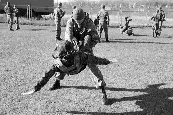 Спецназ разных стран - как проходит подготовка бойцов