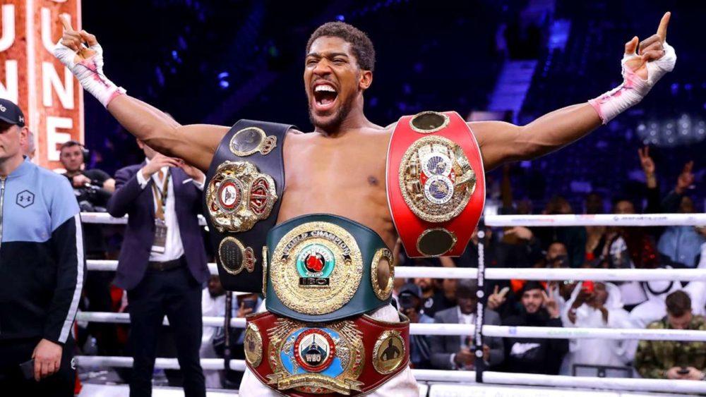 Что обозначают пояса федерации в мире бокса