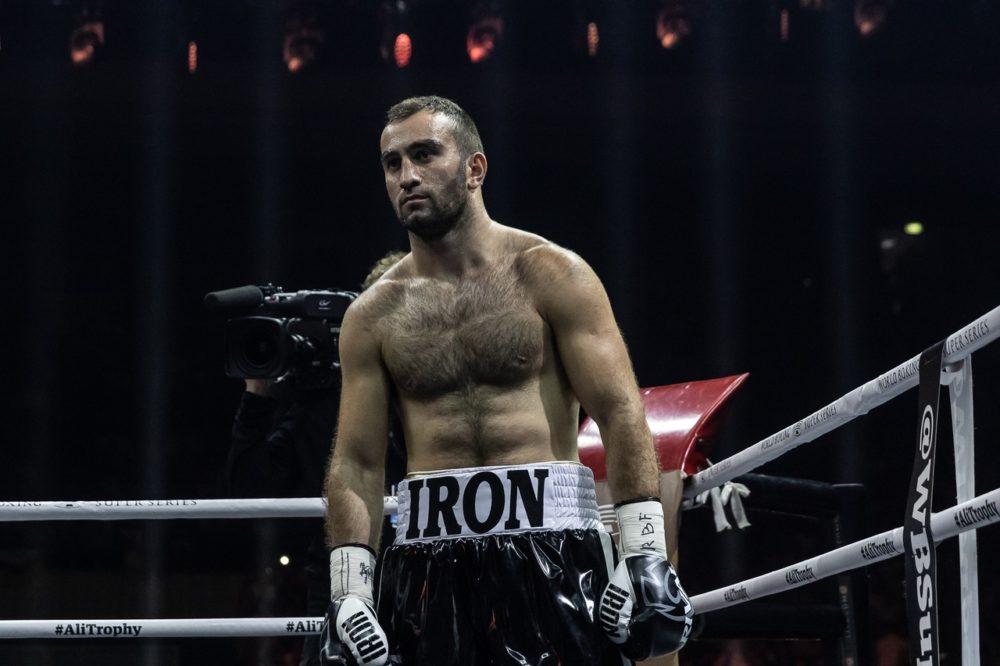 Что так сломило боксера Мурата Гассиева