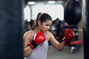Мышцы, которые отвечают за мощный удар