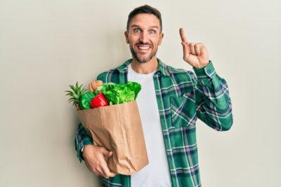 Как питание у мужчин влияет на уровень их тестостерона