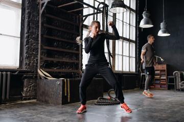 Как правильно провести тренировку по боксу