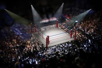 Когда и кто придумал боксерский ринг