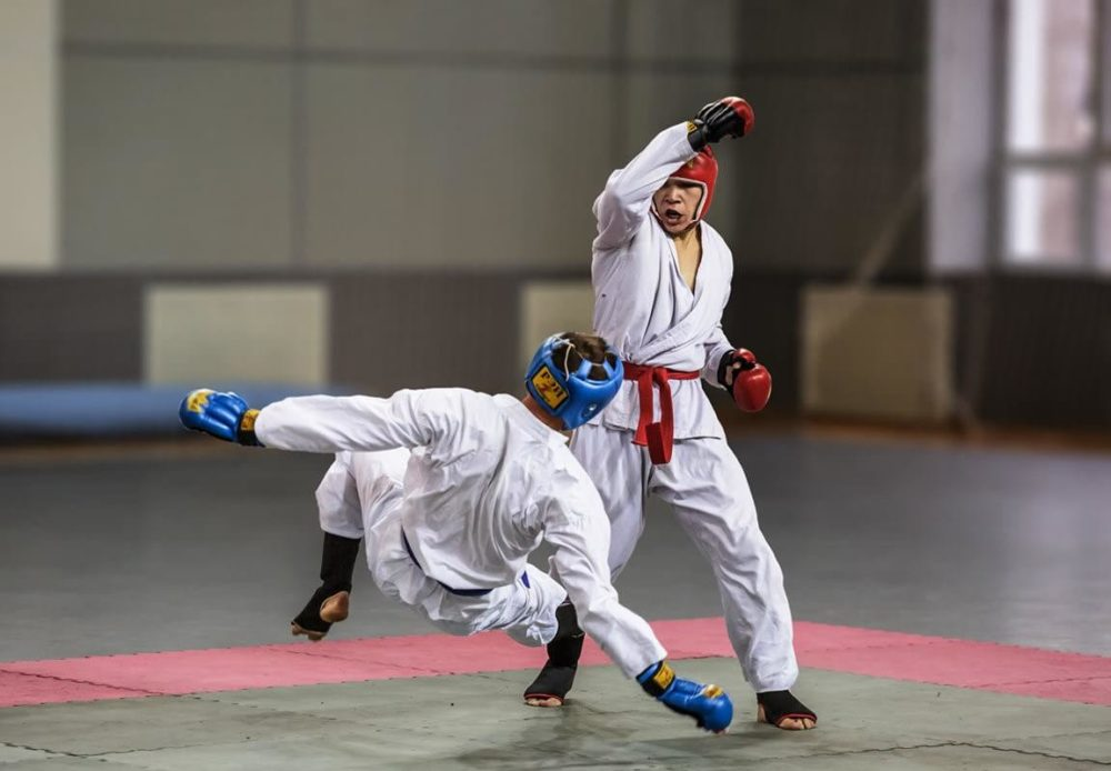 Можно ли назвать рукопашный бой системой боя абсолютно без правил