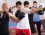 Основные правила, касательно ударов в бою