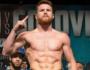 Сауль Альварес — мексиканский боксер-профессионал