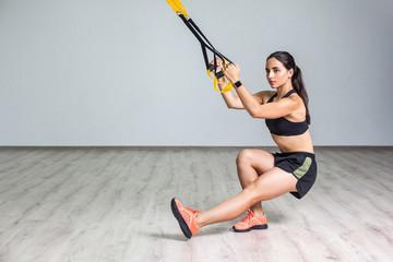 Что дадут вашему организму ежедневные тренировки с петлями TRX