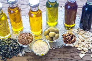 Различия между оливковым и кокосовым маслом