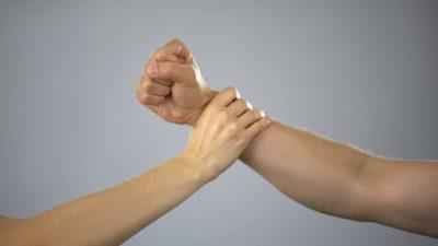 Техника самообороны и 3 вида удара кулаком