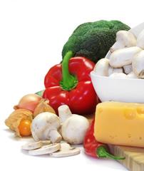 Полезные и важные, необходимые для здоровья продукты
