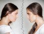 Основные ошибки девушек , спонтанно выясняющих отношения на улице