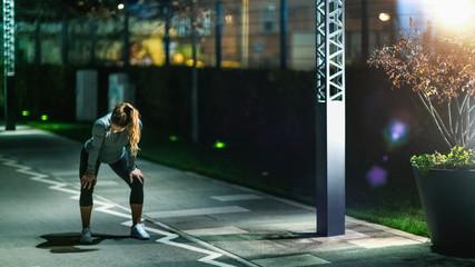 Стоит ли тренироваться перед сном