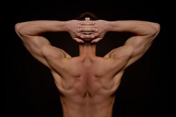 5 простых упражнений для широких плеч